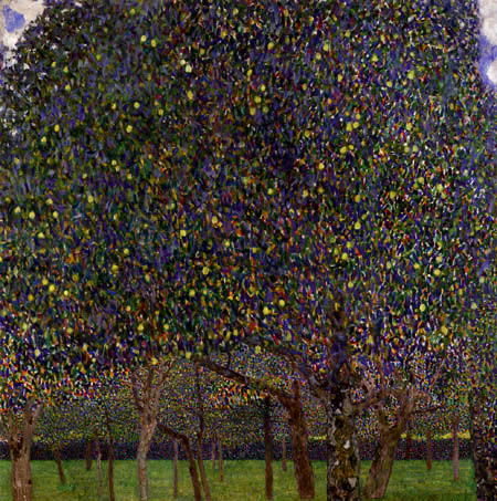 Gustav Klimt - Pear-trees