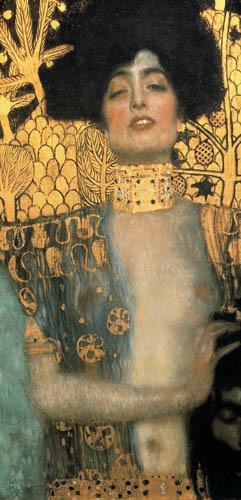 Gustav Klimt - Judith I