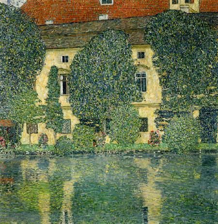 Gustav Klimt - Schloß Kammer am Attersee III