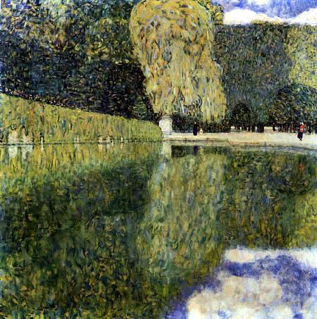 Gustav Klimt - Schönbrunner Park