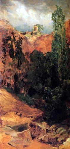 Max Klinger - Gorge, Villa Albers