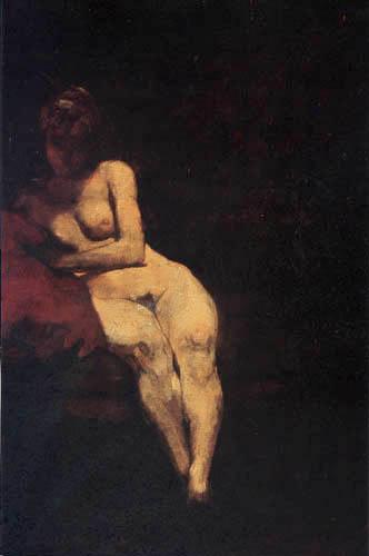 Max Klinger - Nude