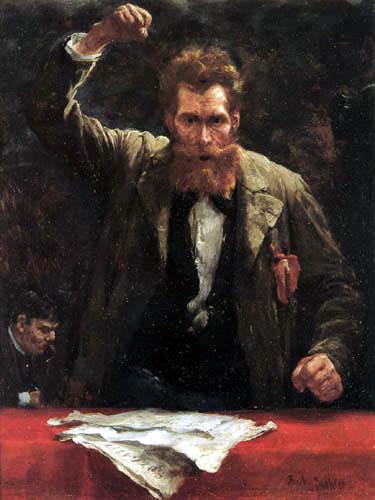 Robert Koehler - The Socialist