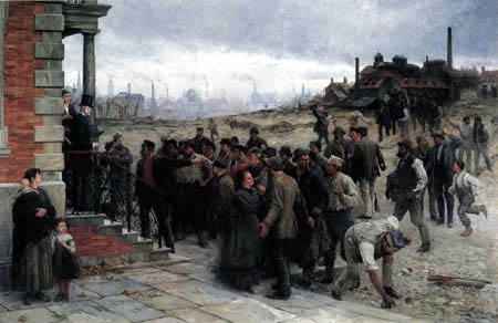 Robert Koehler - The Strike