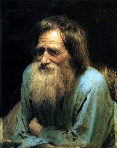 Iwan Nikolajewitsch Kramskoj - Mina Moissejew