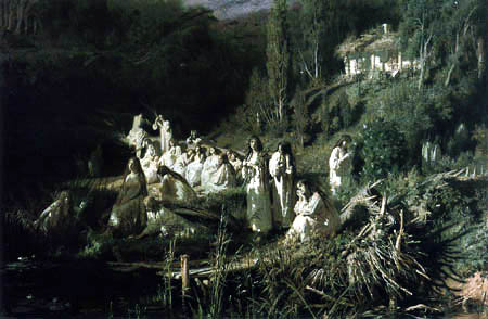 Iwan Nikolajewitsch Kramskoj - May night