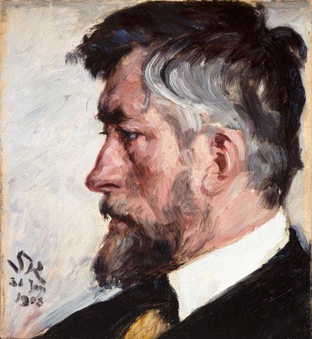 Peder Severin Krøyer - J.F. Willumsen