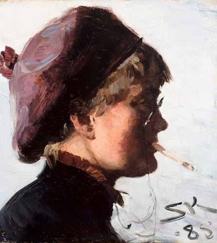 Peder Severin Krøyer - Julia Strömberg