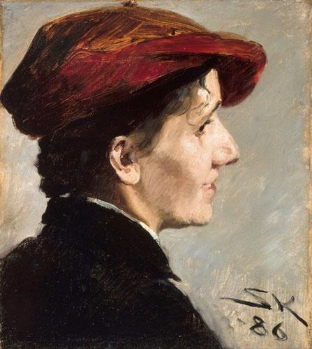 Peder Severin Krøyer - Marianne Stokes