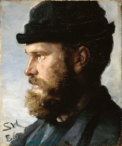 Peder Severin Krøyer - Michael Ancher