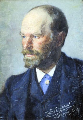 Peder Severin Krøyer - Michael Ancher
