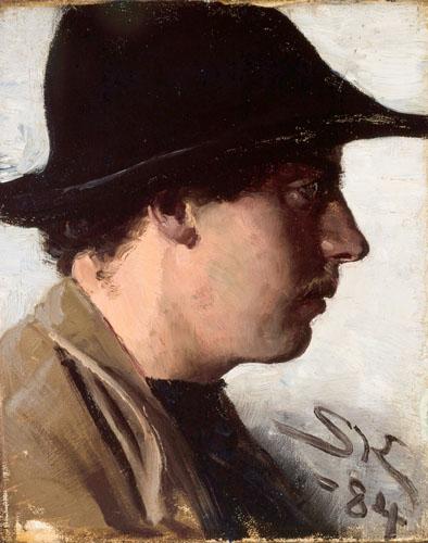 Peder Severin Krøyer - Oscar Björck