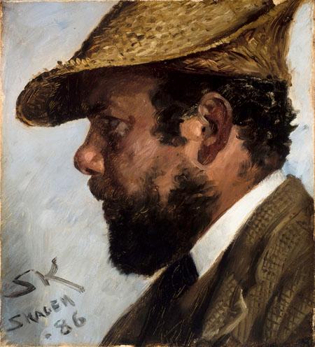 Peder Severin Krøyer - Adrian Stokes