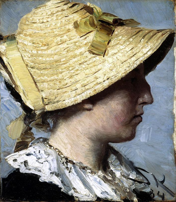 Peder Severin Krøyer - Anna Ancher