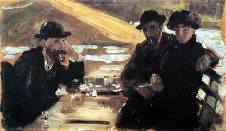 Peder Severin Krøyer - Boat trip