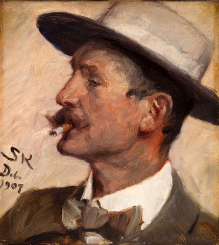 Peder Severin Krøyer - Hans Gyde Petersen