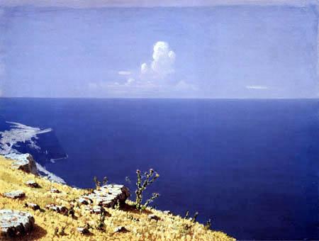 Archip Iwanowitsch Kuindshi - Das Meer bei Krim