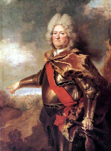 Nicolas de Largillière - Portrait of Antoine Le Pestre