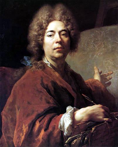 Nicolas de Largillière - Selfportrait
