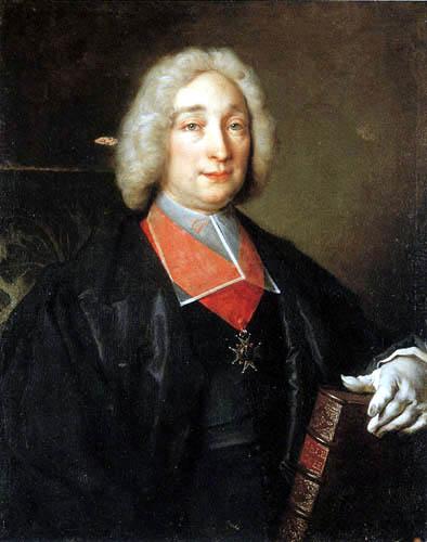 Nicolas de Largillière - Portrait of a gentlemen from Vienna
