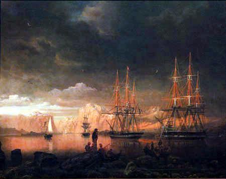 Markus Larson - The port of Stavanger