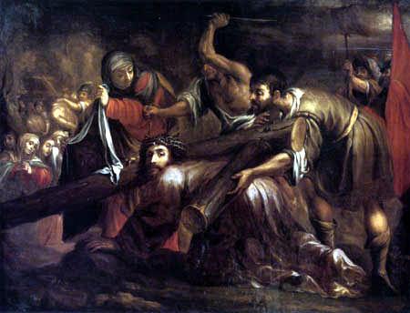 Juan de Valdés Leal - Christ in the Calvary