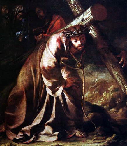 Juan de Valdés Leal - Le Christ dans le Calvaire