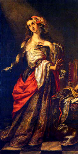 Juan de Valdés Leal - La Magdalena
