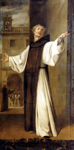 Juan de Valdés Leal - Holy Vasco of Portugal