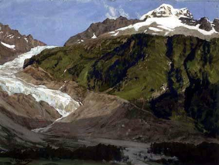 Walter Leistikow - Gebirge