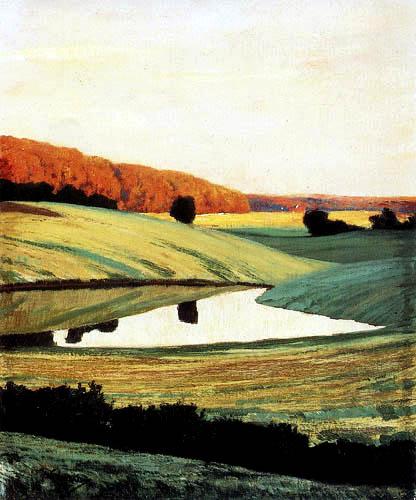 Walter Leistikow - Märkische Landschaft