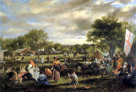 Charles Robert Leslie - Fairlop Fair