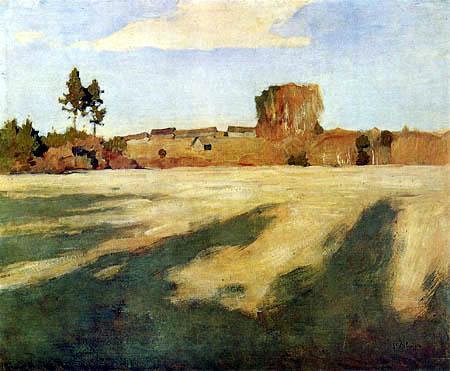 Isaak Iljitsch Lewitan - Field