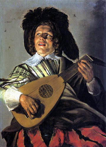 Judith Leyster - The Serenade