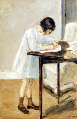 Max Liebermann - Granddaughter