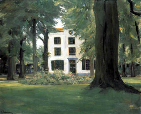 Max Liebermann - Landhouse of Hilversum