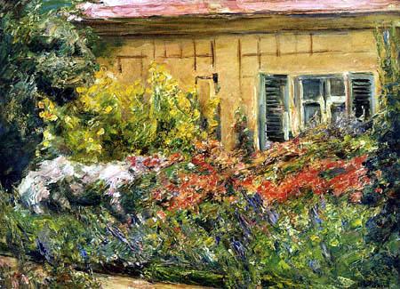 Max Liebermann - Flowers
