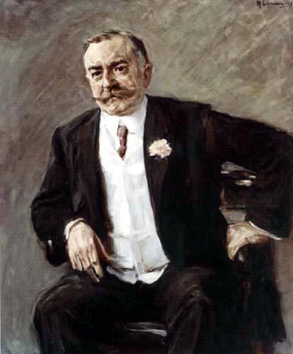 Max Liebermann - Friedrich Carl Duisberg