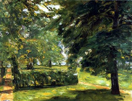 Max Liebermann - Die Heckengärten in Wannsee
