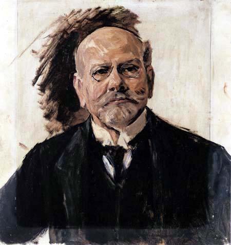 Max Liebermann - Bildnis Geheimrat Emil Rathenau