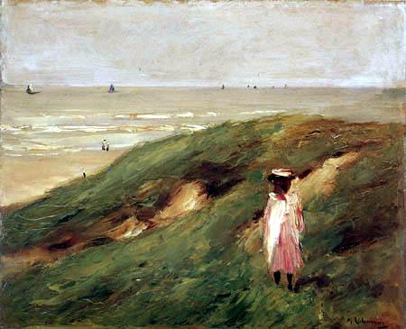Max Liebermann - Dune landscape
