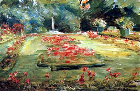 Max Liebermann - Garden in Wannsee