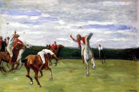 Max Liebermann - Polo