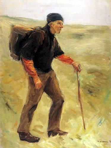 Max Liebermann - Farmer