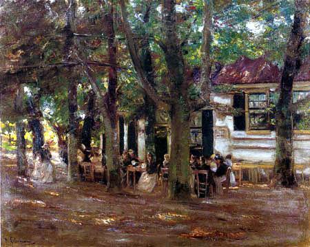 Max Liebermann - Pub in Overveen