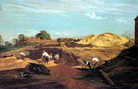 John Linnell - Kensington Gravel Pits