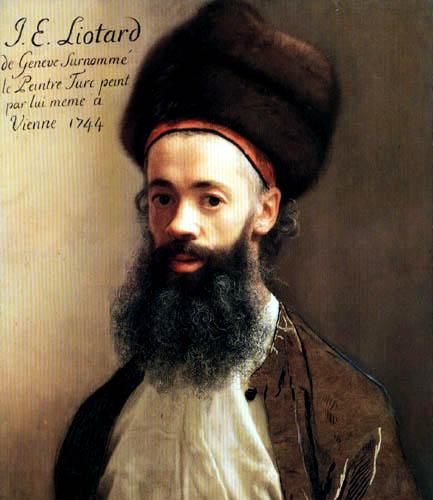 Painter Jean-Etienne Liotard