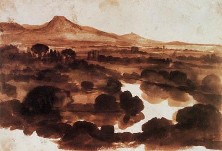 Claude de Lorraine - Tiber vallée