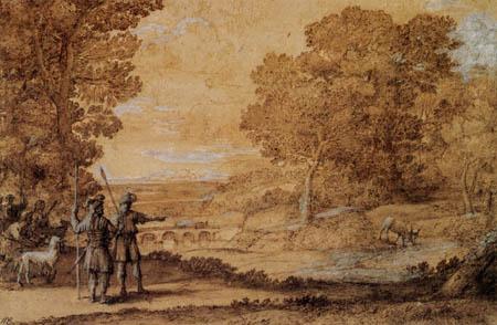 Claude de Lorraine - La chasse de l'Ascagne