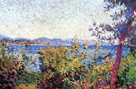 Maximilien Luce - Saint-Tropez